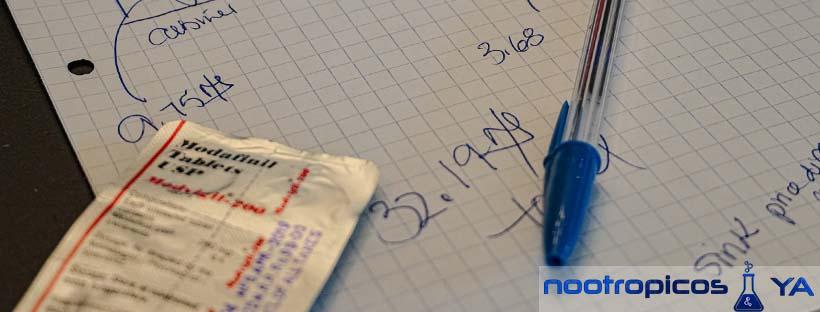 medicamentos para estudiar